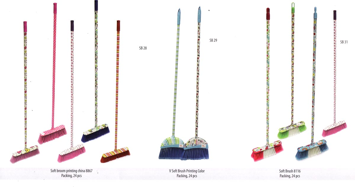 Soft Brooms Crystal Trading Llc Cleaning And Equipment