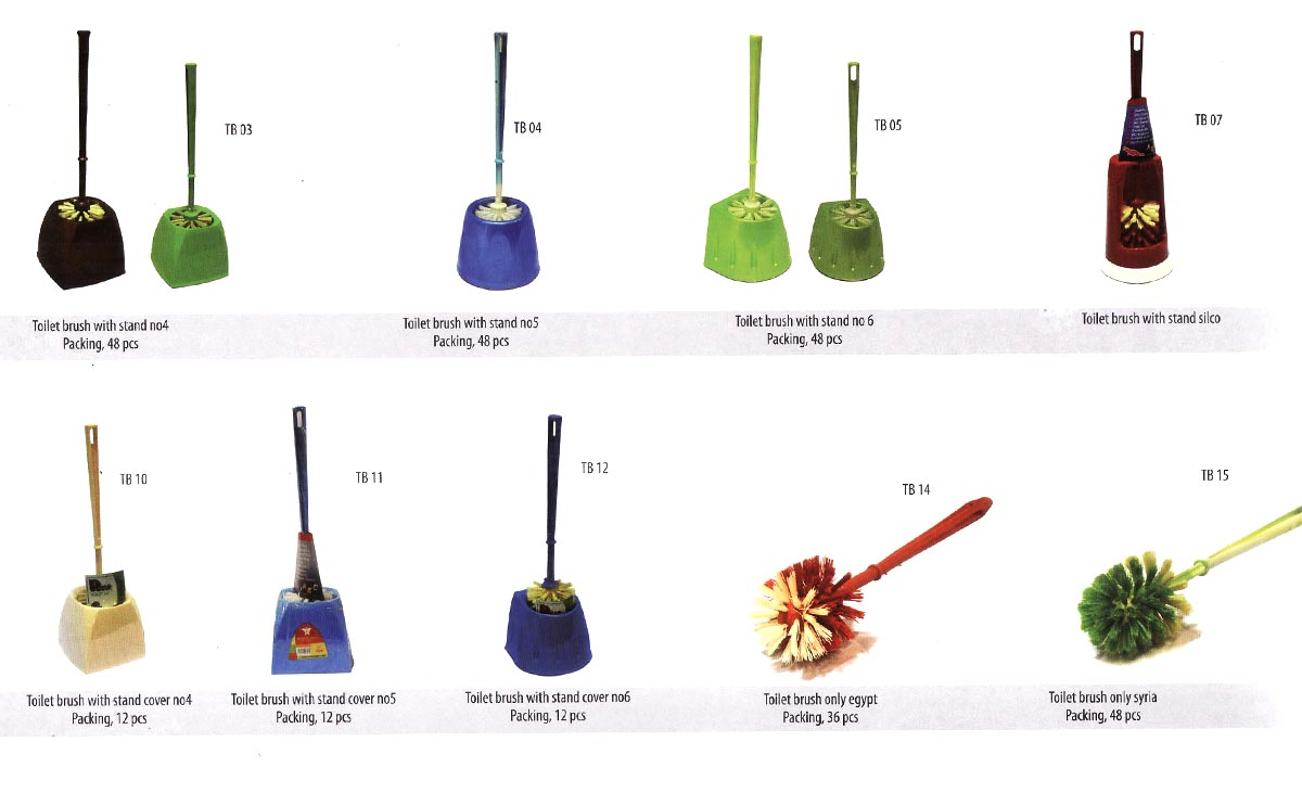 Toilet Tools | Crystal Trading LLC | Cleaning and ...